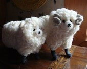 Needle Felted Sheep and Lamb Animals - Soft Sculpture Needlefelted Animals by Bella McBride