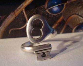 Vintage Key Ring
