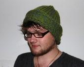 swamy hat in grey-green