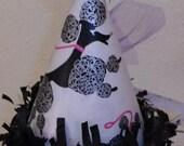 Poodle Birthday Hat