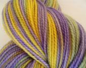 Japanese Iris-Fingering Weight Springy base