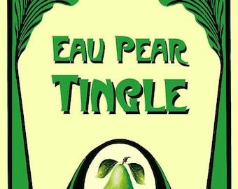 EAU PEAR TINGLE - 2012 FiFi Nominated - Multisensory Fragrance 1 oz  Spray