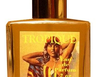 Tropique Natural Perfume Oil 2 oz Spray