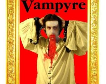 ODE DE VAMPYRE Limited Edition 2 oz  Spray Perfume Oil