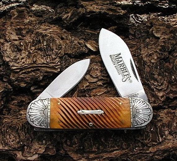 custom engraved marbles sunfish folding