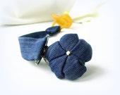 Pacifier holder fashion baby girl newborn gift handmade - ready to ship