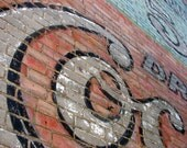 Old Coke Ghost Sign Photo