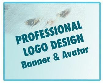 Logo Design, Banner, Avatar
