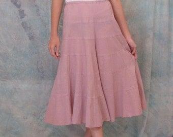SN006-- Cute cotton skirt