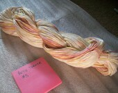 Reserved - Beth Turner - One of a Kind - DK Weight Bamboo