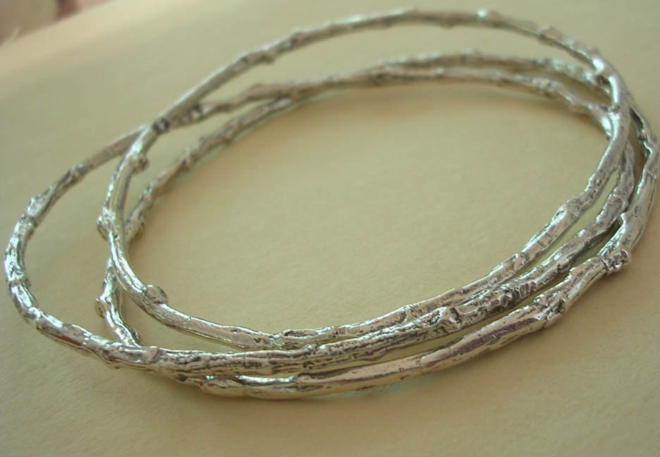 Bangle Bracelet Sizes Mens Plus Size Twig Bangle