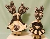 Reserve listing for fairytaleworld42  (three little kittens)