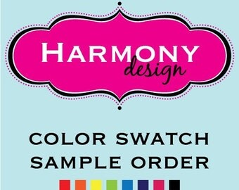 Purchase Swatch Samples