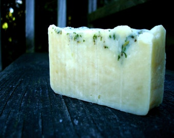 Tea Tree and Eucalyptus All Natural Soap