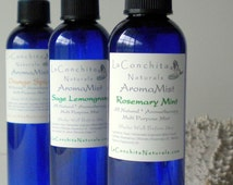 Citronella - All Natural Insect Repellent, Room Spray, Air Freshener - Multi-Use AromaMist with Pure Essential Oils