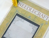 1920 Vintage Needlecraft Magazine