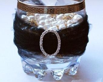 Rhinestone Buckle Wholesale Buckle Crystal Slider Silver Wedding Invitation Wedding Supplies Napkin Ring BK062 Oval Buckle