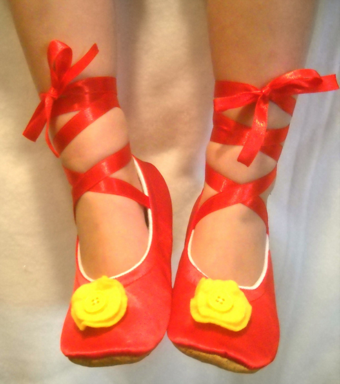 Fancy Nancy Red Shoes