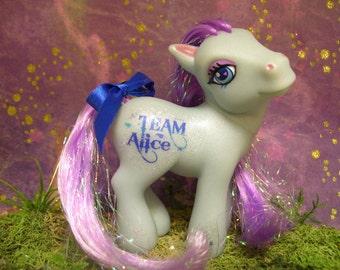 Twilight Custom My Little Pony - Team Alice