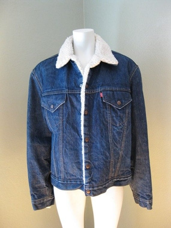 Lee Jean Jacket Mens