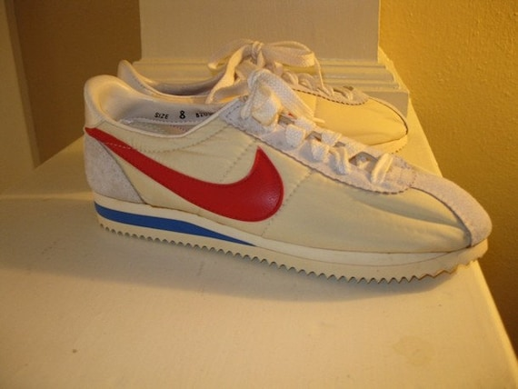 1980s Nike Running Shoes Nike Running Shoes Size 8