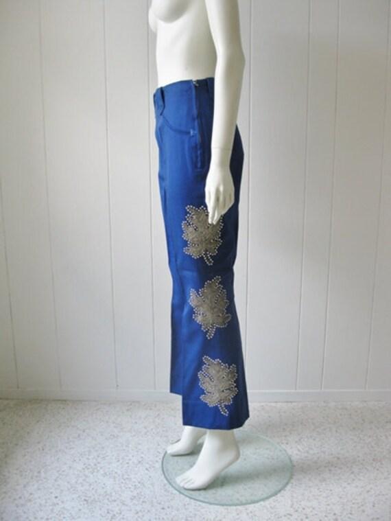 50s FAY WARD Cowboy Tailors custom Rodeo pants size medium