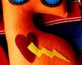 Heat Lightning Lover mojo doll