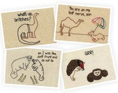 Postcards - Pack of 12