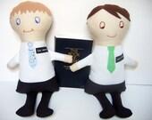 LDS Missionary Rag Doll Pattern