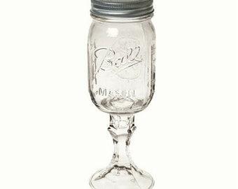 Redneck Wine Glass - single