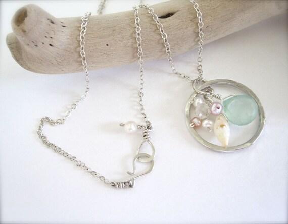 Hawaiian Shell Beach Necklace By Tidepools Jewelry