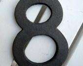 Industrial Metal Number 8