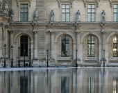 Reflections of the Louvre- Signed Fine Art Photograph - TheLeftBank