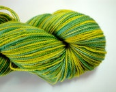 Bettie Superwash Merino Sock Yarn - Campo di Senape