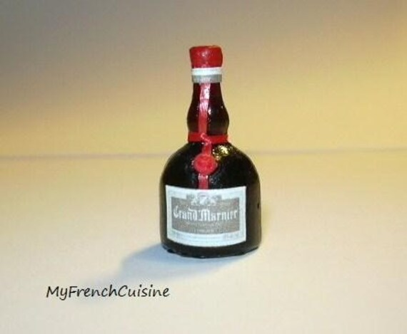 French Liqueur - Grand-Marnier bottle