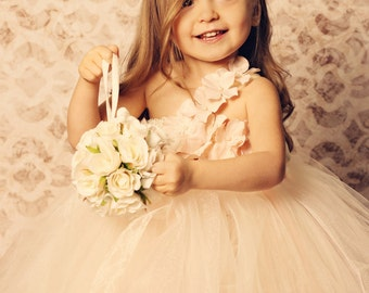 What Fairytales Are Made Of- One Shoulder Tutu Dress