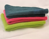 Hand Dyed Felted Wool Collection
