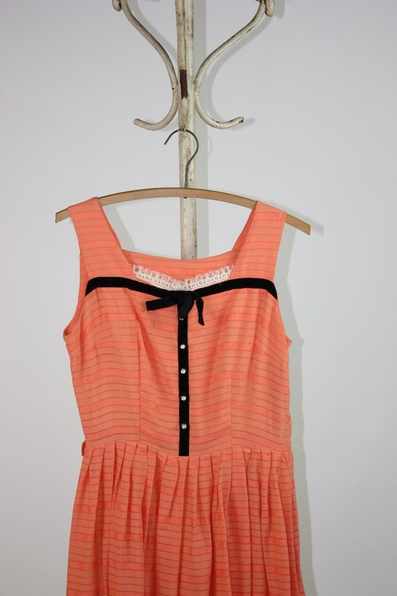 Early 1950 Summer Party Dress