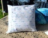 Seagull Shirt Pillow