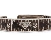 Vintage Stanley Ruler Bangle