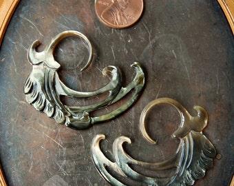 Ear plugs 8 Gauge Frolic