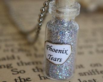 Phoenix Tears - Vial Necklace