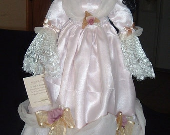 Vintage AFRICAN AMERICAN VICTORIAN Doll