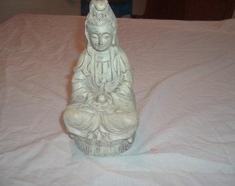 vintage KWAN  YIN figurine