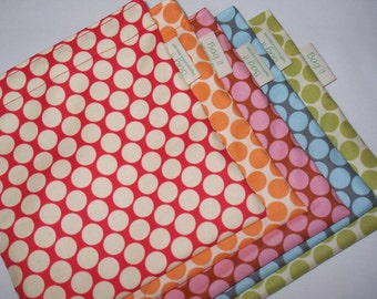 Two reusable sandwich bags - You choose the fabric