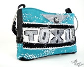 TOXIC Handbag - Design No. 2 - Britney Spears Inspired - OOAK - SALE