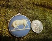 Vintage and Rare Wedgwood Pendant