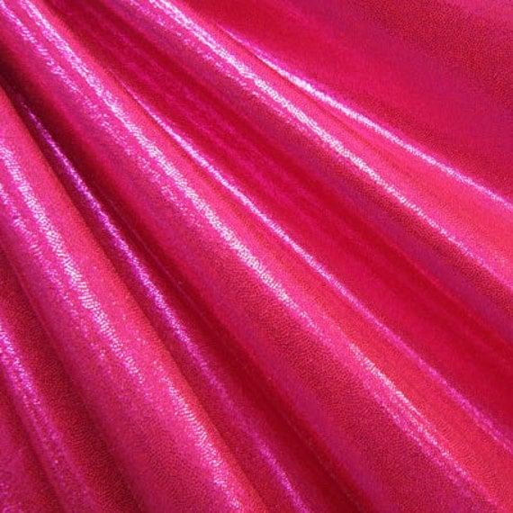 Hot pink brick matrix mystique spandex fabric for Lycra fabric
