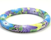 Purple Flower Bangle, Hawaiian Song Collection