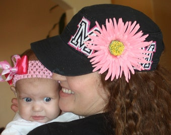 GreatStitch MOM Cap Daisy Fatigue Military Style Hat